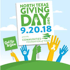 NTx Giving Day- September 20th (6am-12am)